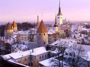 Таллин - Зимняя сказка