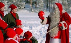 Finland-Santa