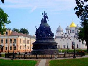Великий Новгород, Памятник Тысячелетие России