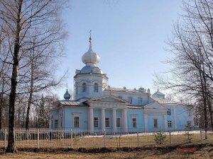 Боровичи - Собор Успения Пресвятой Богородицы