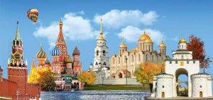 Золотые Купола, весенние каникулы на поезде из СПб 2020