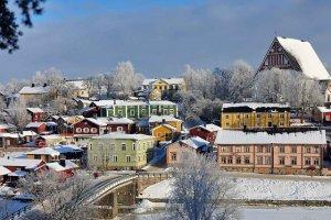 Зимний Порвоо, 640